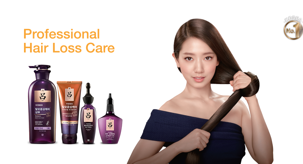 Korea Ginseng Science Professional Hair Loss Care